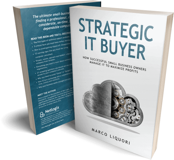 strategic it buyer cover