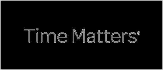 TimeMatters logo