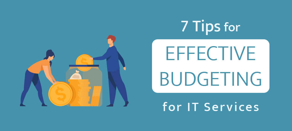 Netlogix on Budgeting for IT Services