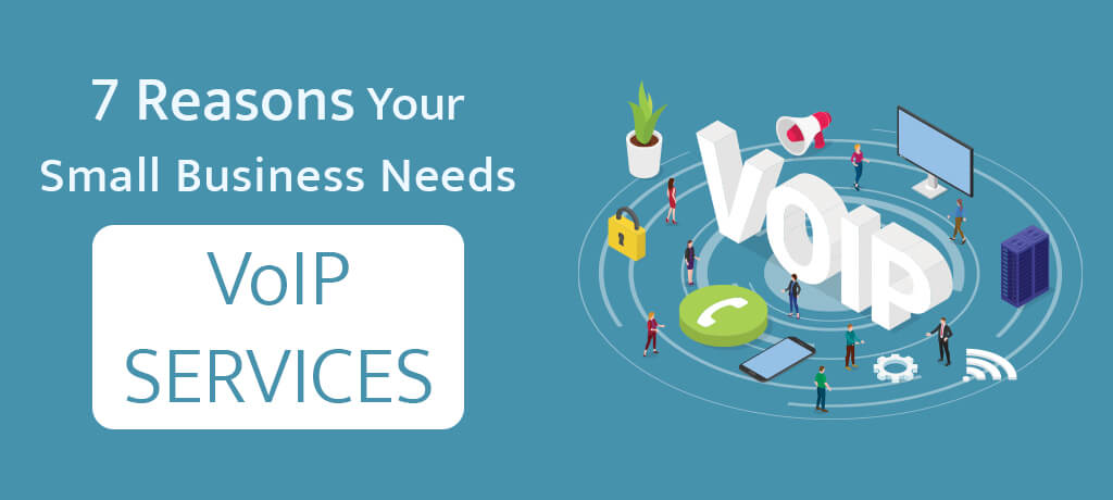 VoIP Services is a necessity for Small Businesses